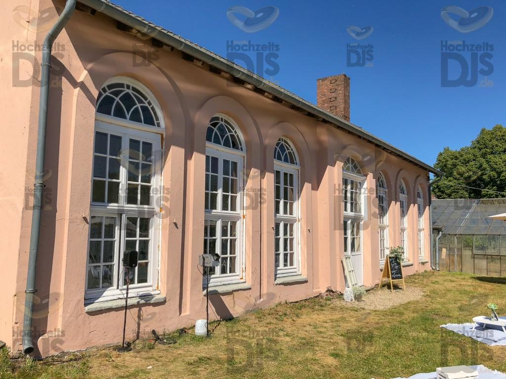 Schloss Diersfordt Orangerie Gebäude