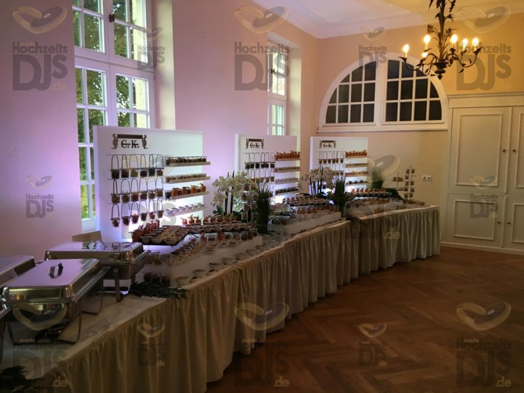 Schloss Diersfordt Buffet