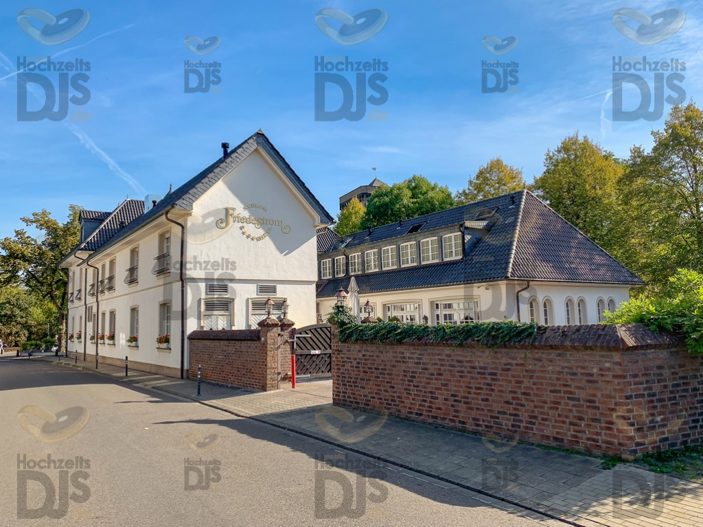 Schloss Friedestrom Hochzeitslocation