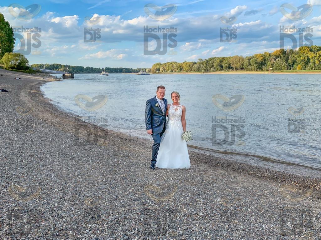 Schloss Friedestrom Brautpaarshooting