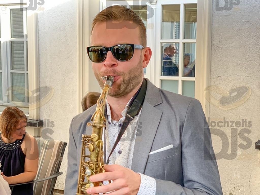 Schloss Friedestrom Saxophon