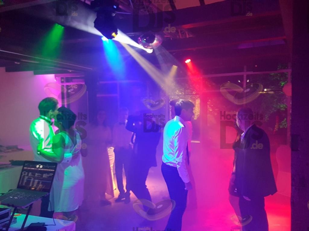 Hochzeitfeier in Schloss Linnep