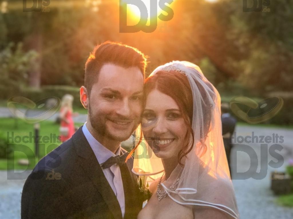Brautpaar in Schloss Linnep