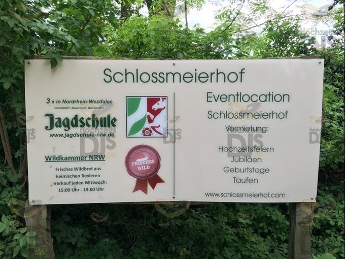 Willkommen auf Schloss Meierhof