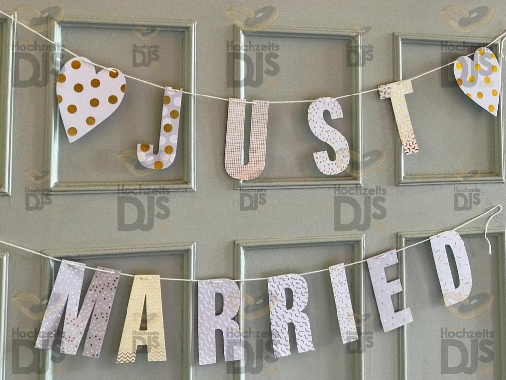 Just Married im Stadtgarten Steele