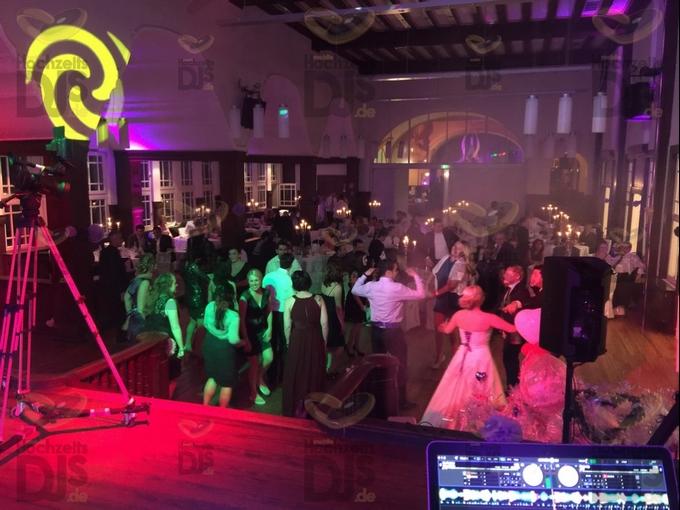 Hochzeitsfeier im Stadtwaldhaus Krefeld