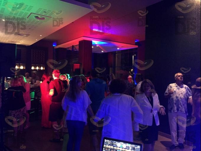 Hochzeitsfeier im Van der Valk Duesseldorf