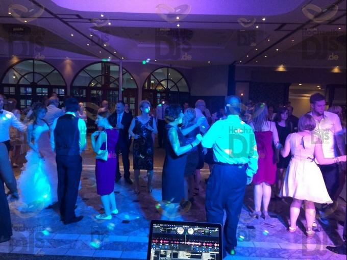 Hochzeitsfeier im Van der Valk Gladbeck