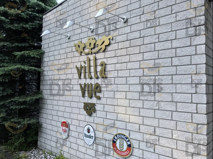 Willkommen in der Villa Vue