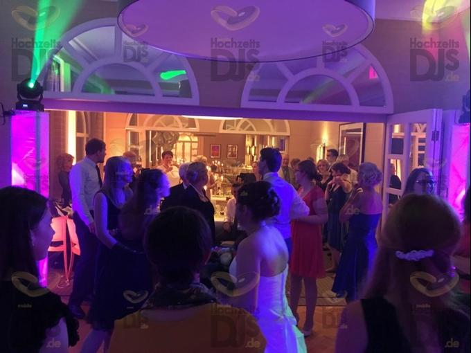 Hochzeitsfeier im Waldhotel Heiligenhaus