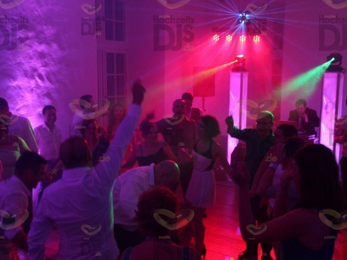 Hochzeitsfeier im Wasserschloss Lüttinghof