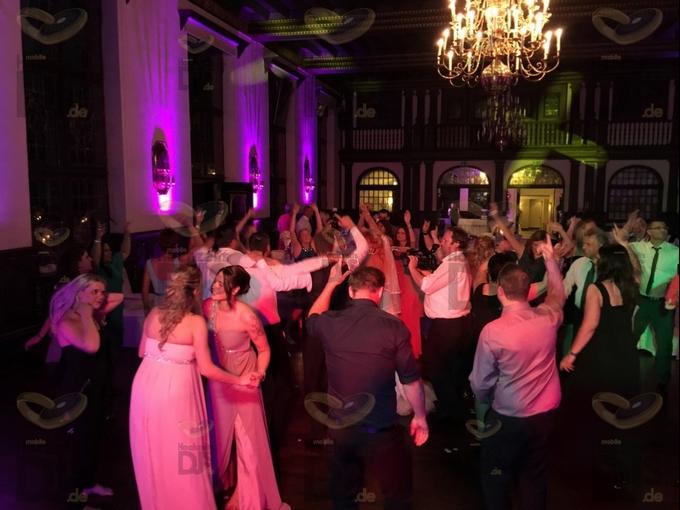 Hochzeitsfeier im Wasserschloss Wittringen