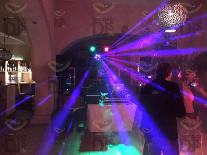 Hochzeitsfeier im ArabesQ
