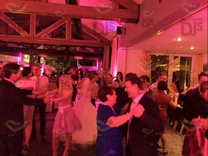 Hochzeitsfeier im Golfclub Hösel