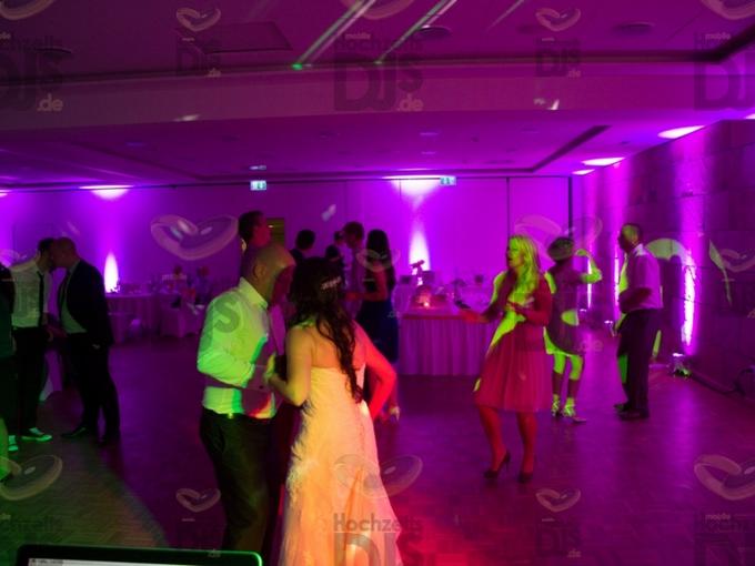 Hochzeitsfeier im Golfhotel Vesper