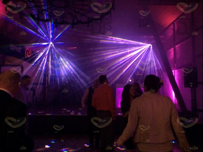 Lichteffekte im Golfhotel Vesper