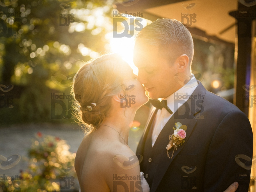 Brautpaar im Gut Hahn