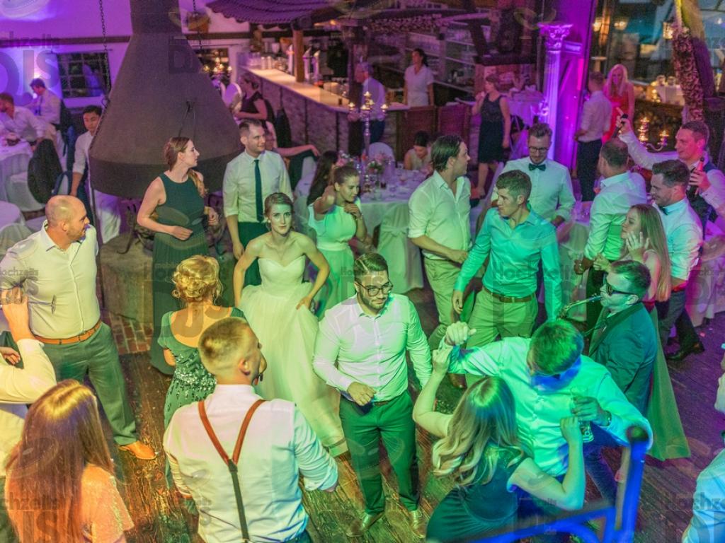 Hochzeitsfeier im Gut Hahn