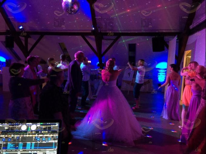 Hochzeitsfeier im Kastanienhof Köln