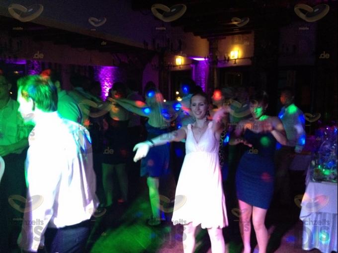Hochzeitsfeier im Gutsherrensaal