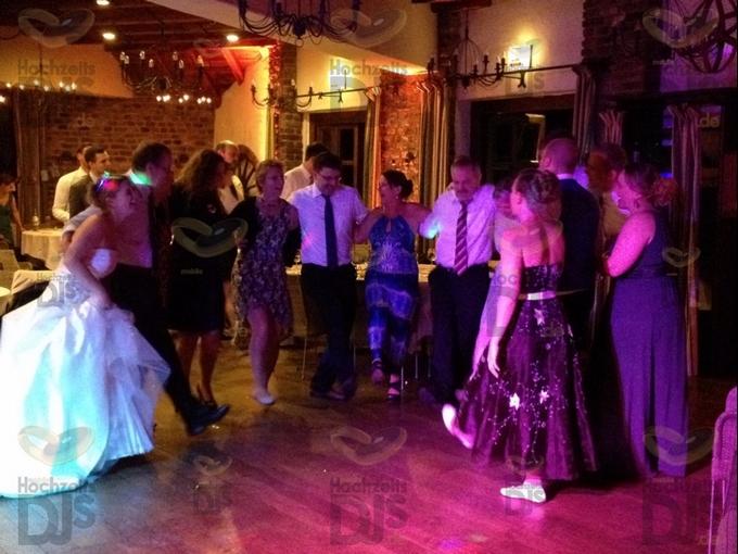 Hochzeitsfeier im Gut Hoehne