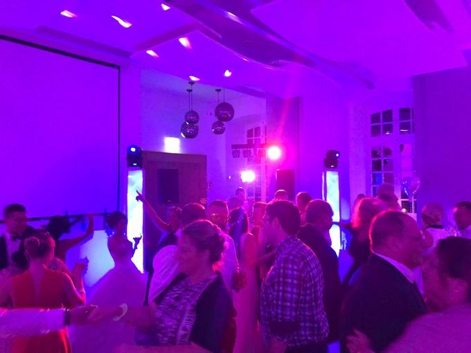 Party in der Abtei Brauweiler