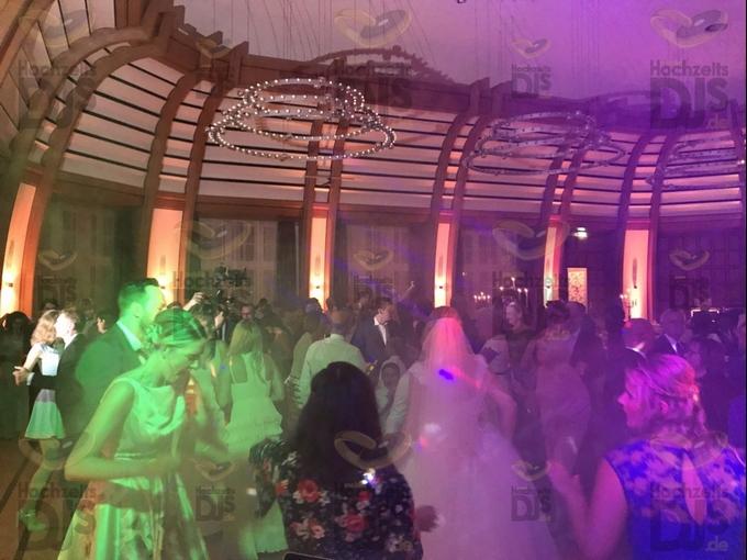 Hochzeitsfeier im Bayer Kasino