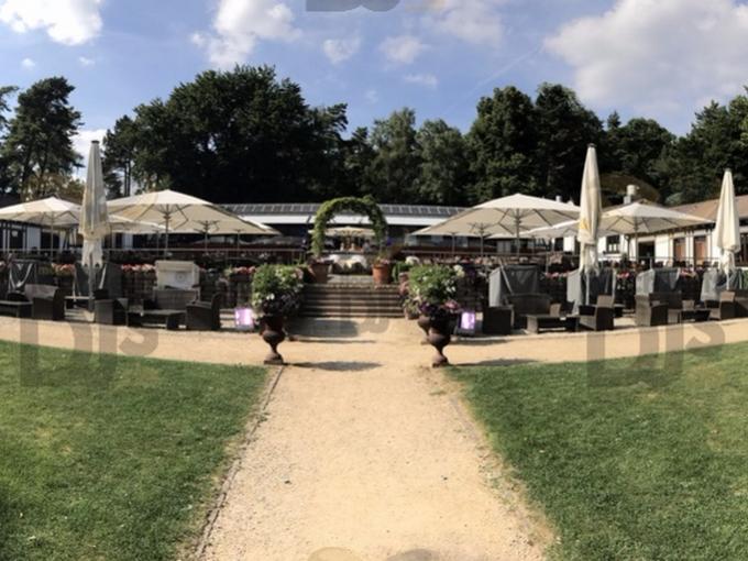 Garten im Club Astoria Köln