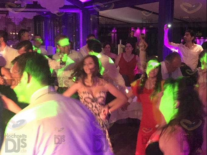 Hochzeitsfeier im Club Astoria Köln