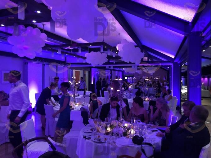 Hochzeitsdinner im Club Astoria Köln