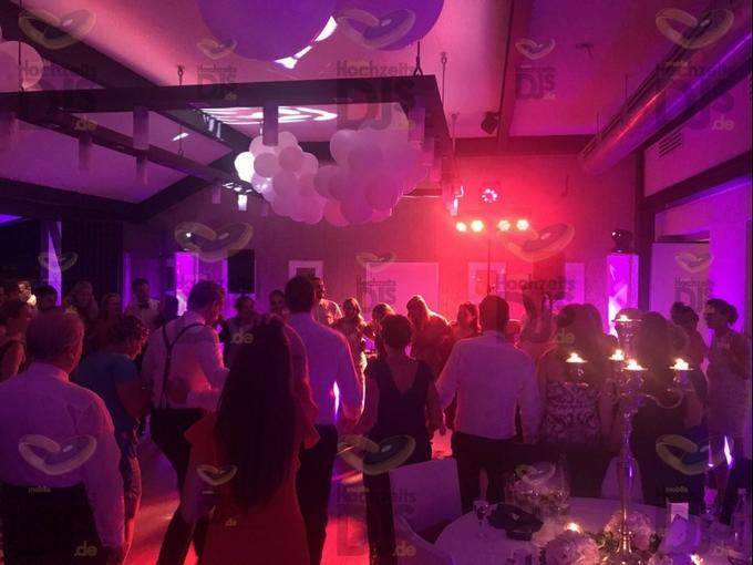 Hochzeitsparty im Club Astoria Köln