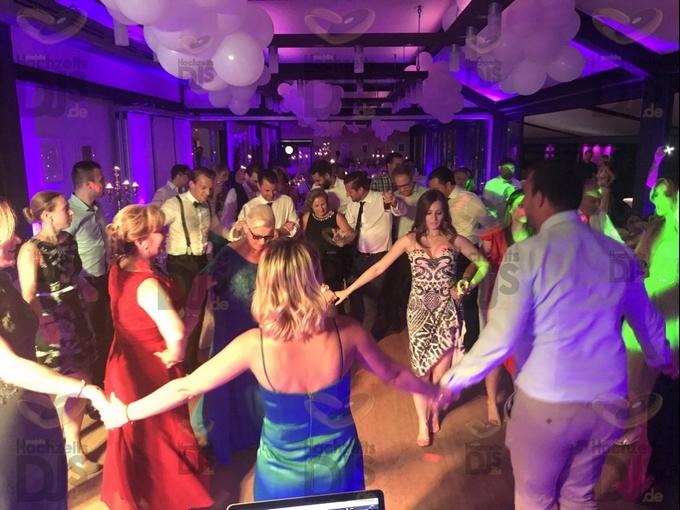 Hochzeit im Club Astoria Köln