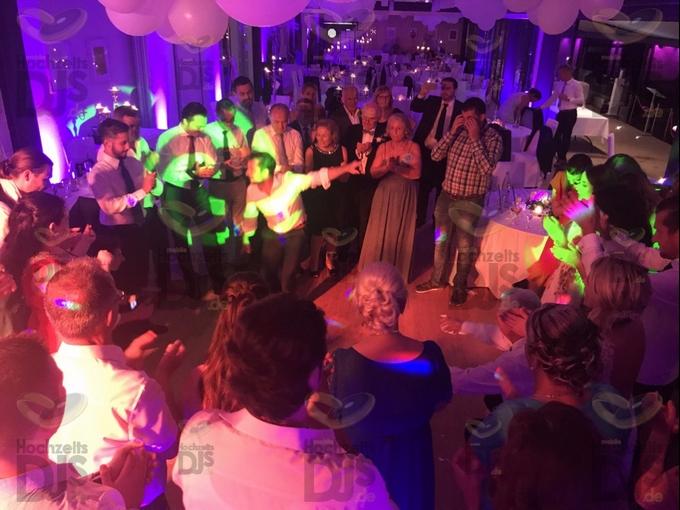 Party im Club Astoria Köln