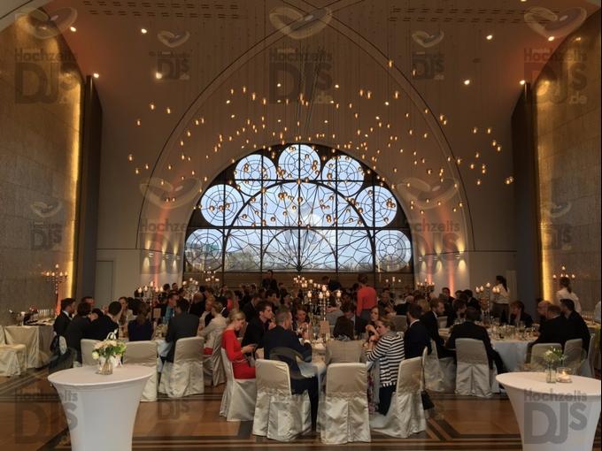 Hochzeitsdinner in der Flora Köln