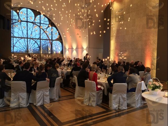 Hochzeitsessen in der Flora Köln