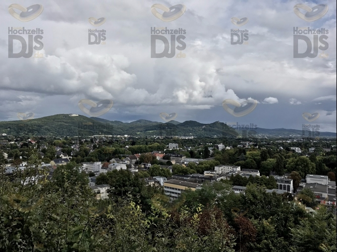 Aussicht in der Godesburg