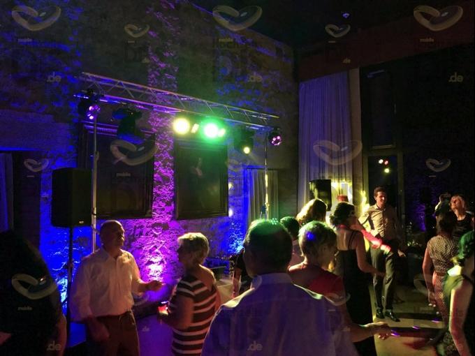 DJ-Paket Superior A in der Godesburg