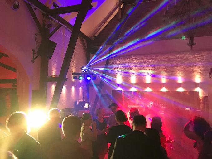 DJ-Paket Elegance im Golfclub Meerbusch