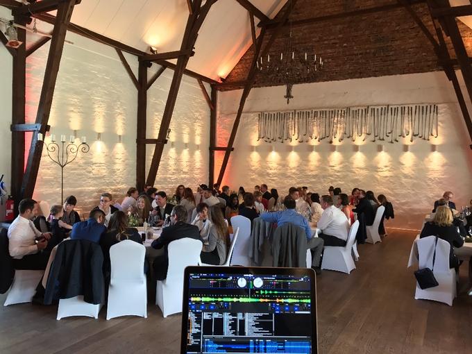 Hochzeitsdinner im Golfclub Meerbusch