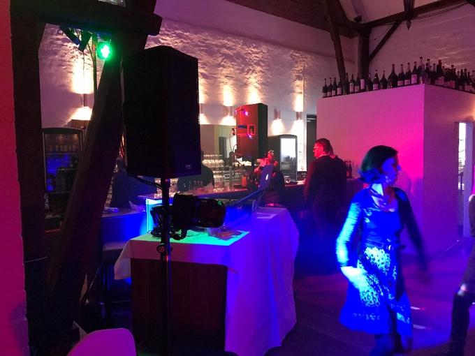 DJ-Paket Elegance mit Washern im Golfclub Meerbusch