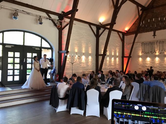 Hochzeitsrede im Golfclub Meerbusch