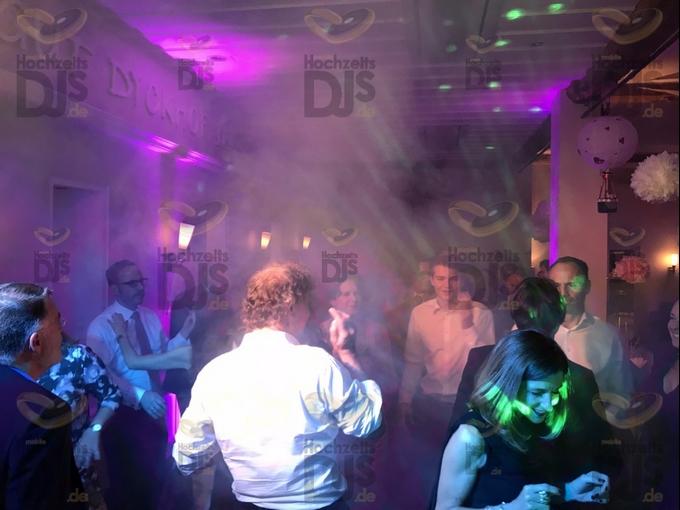 Lichttechnik in Gut Dyckhof