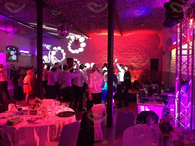 Hochzeitsfeier in Gut Hohenholz