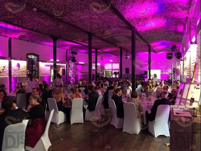 Hochzeitsdinner in Gut Hohenholz