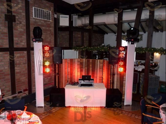 Hochzeit mit DJ-Paket Superior B in Gut Mydlinghoven