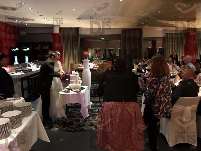 Hochzeitstorte im Kameha Grand Hotel Bonn