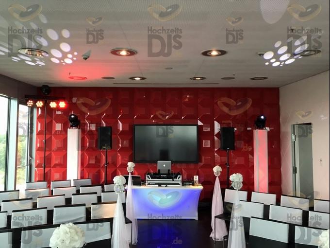 DJ-Paket Superior B im Kameha Grand Hotel Bonn