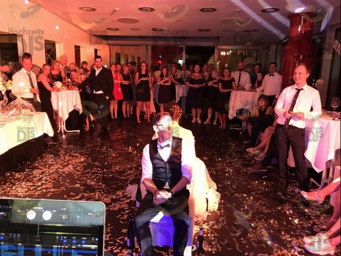 Hochzeitsspiel im Kameha Grand Hotel Bonn