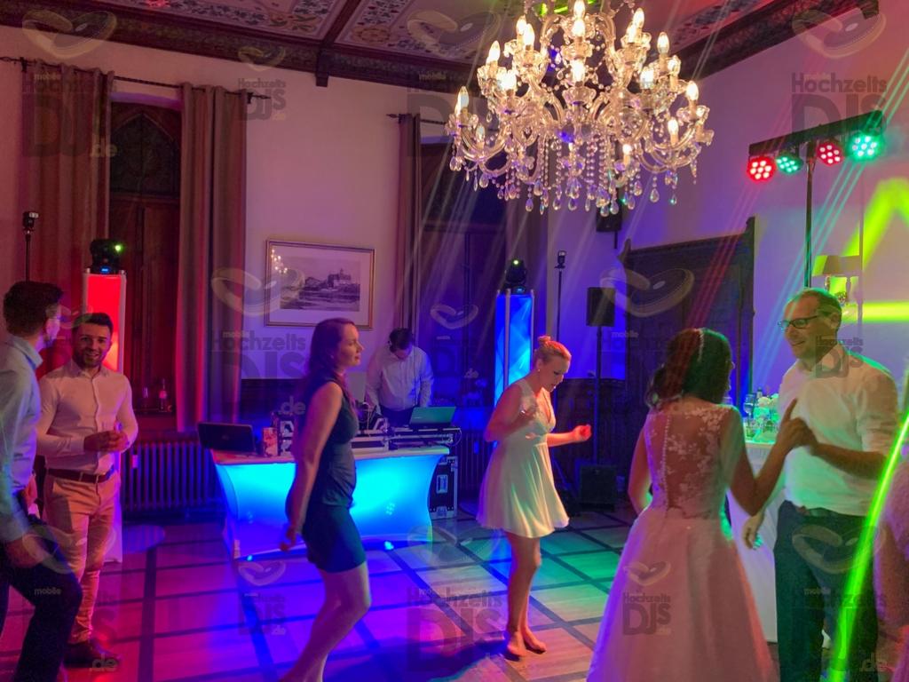 Hochzeitsfeier in der Marienburg Monheim
