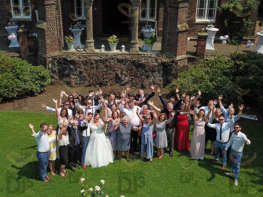 Hochzeit in der Marienburg Monheim